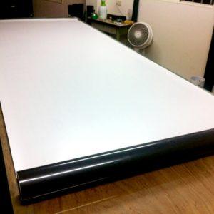 磁吸式不反光白板(每才)30cm*30cm