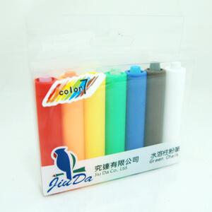 水溶性粉筆(7支/盒)附筆套