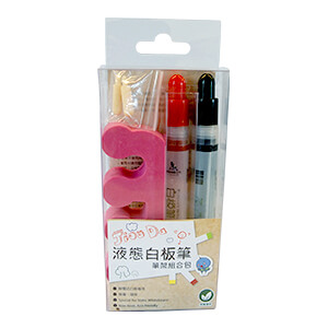 Whiteboard marker stand set