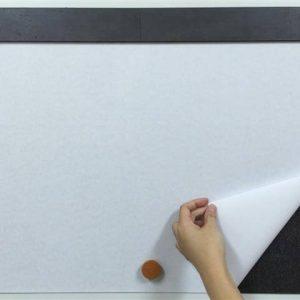 Non glare whiteboard sticker 41.5×56.5cm